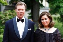 Henri a Maria Teresa / Luxemburg