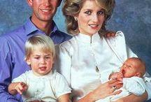 Charles a Diana / Veľká Británia