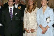 Švedska král rodina 2 súrodenci