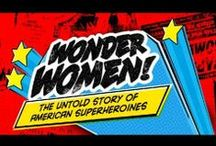 Women's History Month on WXXI / In honor of Women's History Month, WXXI-TV and Radio will broadcast a variety of programs featuring the women who shaped the world and those who continue to shape it. http://interactive.wxxi.org/wh / by WXXI Rochester