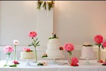 Jolis buffets / Une sélection des plus beaux buffets pour votre mariage.