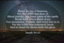 Beautiful Bible Verses / by Joy! 102.5