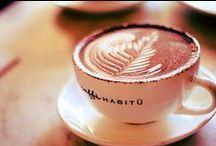 latte  art / ラテアート / by AMARU