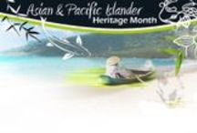 WXXI - Asian and Pacific Islander Heritage Month / WXXI is proud to pay tribute to the generations of Asian and Pacific Islanders who have enriched America's history and are instrumental in its future success. http://interactive.wxxi.org/asian-pacific / by WXXI Rochester