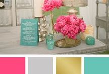 Colour Palettes for Graphic Design / A beautiful array of colour palettes, perfect for graphic design inspiration. / by Wonderland Graphic Design