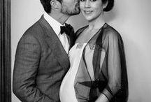 Frederik a Mary 5  tehotná