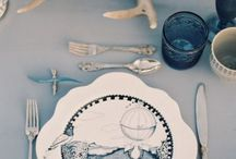 Design | Table Settings / Making your dining table look beautiful