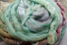 Bamboo Fibers for Spinners / 100% bamboo spinning fibers