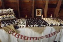 Beautiful and Delicious Sweet Treats / Weddings cakes and desserts