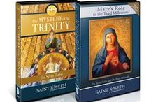 Learn the Faith - St. Joseph Communications / Learn more about the Catholic faith through our CDs, DVDs, and books.