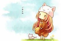 ☆ Anime + Manga ☆
