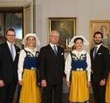 Švedska královská rodina 4 / 2014-2015