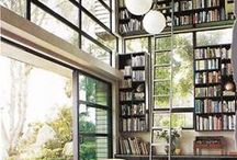 Libraries   Bookshelves