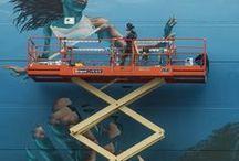 Graffiti & Public Art Videos