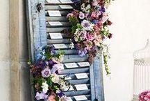 Jolis plans de table / Une sélection des plus beaux plans de table pour votre mariage.