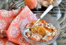 Healthy Desserts & Breakfast