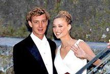 Pierre Casiraghi a Beatrice / Monako