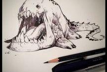 Sketches / Наброски