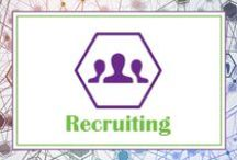 Recruiting / Purple Ink recruiting is unique – we never charge contingency fees for placements.  We offer affordable and efficient recruiting assistance on an hourly basis.