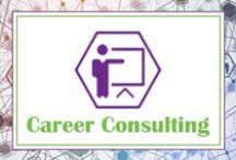 Career Consulting / Purple Ink career consulting offers customized career search strategies.  Our tailored approach, focusing on a specific career path, sets the groundwork for successfully landing a new position.