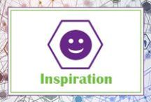 Inspiration / At Purple Ink, we're all about positivity! Here are some quotes to help you keep your positive outlook.