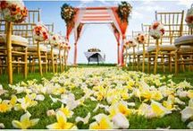 Ceremony Decor Ideas / Beautiful ceremony decor that is the stuff of dreams!
