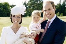 Wiliam a Kate a Charlotte