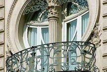 art nouveau / decoration art ( art nouveau)