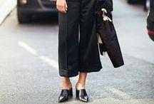 Culottes + Midi Skirts