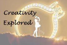 Creativity With Rings / Exploring various creative ideas using rings...
