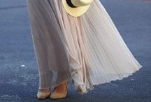 Maxi Dress + Skirts