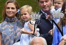 Madeleine a Chris a deti