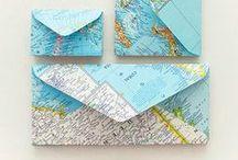 DIY - Envelopes & Cards