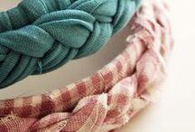 DIY - Fabric Crafts