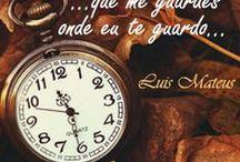 Poesia & Prosa de Luis Mateus / A minha calçada da prosa...