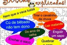 Textos de Humor / Textos engraçados: Humor, piadas, anedotas, cartoons...