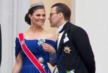 Viktoria a Daniel princezna a princ