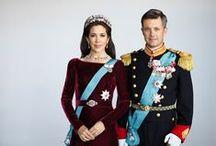 Frederik a Mary 1976 -2016