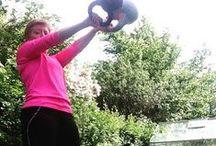 Kettlebell træning inspiration / Træning for kvinder (og mænd) med kettlebells på den effektive måde.