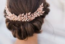 Wedding Ideas: Hair & Makeup / Wedding Hairstyles, Wedding Hairdos, Wedding Hair, Wedding Hairstyles Half Up Half Down, Updo, For Long Hair, For Round Faces, Vintage, Short, Wedding Hairstyles with Veil, Wedding Hairstyles for Bridesmaids, Messy, Wedding Makeup Ideas, Wedding Makeup Inspiration, Wedding Makeup for Blue Eyes,  Natural, Wedding Makeup for Brunettes, Summer, Vintage, Wedding Makeup for Blondes, Redhead, Wedding Makeup Romantic, Wedding Makeup for Fair Skin, Wedding Makeup Tutorial, Wedding Makeup Tips and Tricks / by Wonderland Graphic Design for Your Wedding Business Brand
