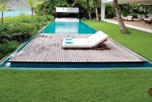 Architecture - Gardens & Pools