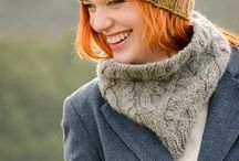 Quick Gift Knitting Patterns using The Fibre Co. / Knitted patterns for quick gifts. Simple knitting patterns using The Fibre Co. yarns.
