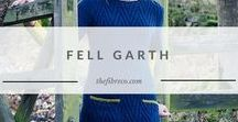 The Fell Garth Collection |The Fibre Co. / Knitting patterns designed for The Fibre Co. Cumbria and Cumbria Fingering yarn. Fell Garth is a collection of knitting patterns named after our Lake District family homestead and designed for long fell walks, farmers' market Sundays and tea with friends. Discover the warmth of Cumbria from The Fibre Co. with garments and accessories designed to evoke the comfort of home even when your adventures take you far away.