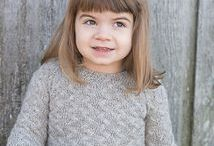 Childrens Knitting Patterns | The Fibre Co. / Knitting patterns for babies and children using The Fibre Co. yarn.