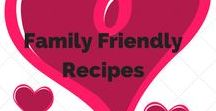 Family Friendly Recipes / Help cooking for your family. Includes tips for picky eaters and encouraging kids to eat healthily. Please repin one of someone else's pins for every pin you add to the board. Please follow me (Worth Writing For) and then email elizabeth@worthwritingfor.com to be added to the group. | Family recipes | family dinner | kid-friendly recipes | picky eater | Trim Healthy Mama | THM |
