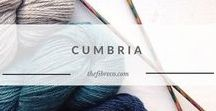 Cumbria | The Fibre Co. Worsted yarn / Cumbria is a classic worsted weight yarn blending 60% Merino wool, 30% masham wool and 10% mohair.