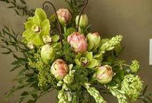 BLUMEN, FLOWERS, FLORALES / Bist du auch begeistert von Blumen, wundervoll angefertigten Blumensträußen und floralen Blumen-Arrangements? Dann lasse dich inspirieren!