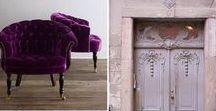 Palette Interni: rosa, viola e lavanda