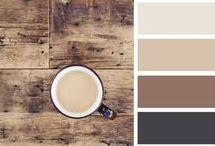 Palette interni: colori naturali