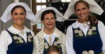 Šved. kráľ. rodina National day